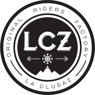 LCZ Original Riders Factory Logo