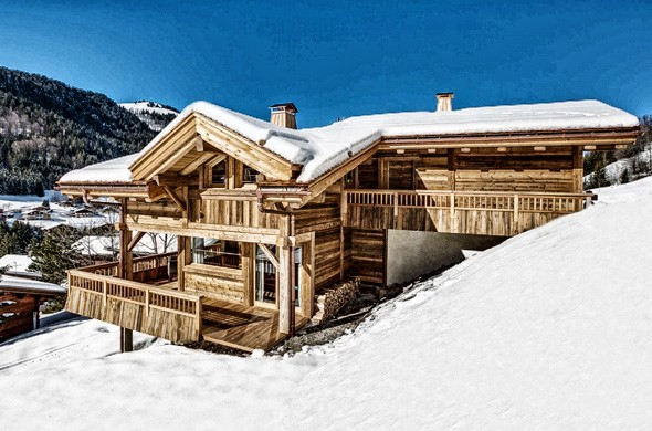 Snowlodge - Chalet, Luxe & Service