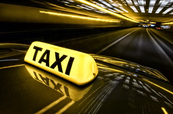 Taxis, passenger transport