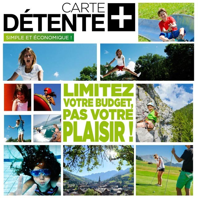 Carte Détente Plus 2016