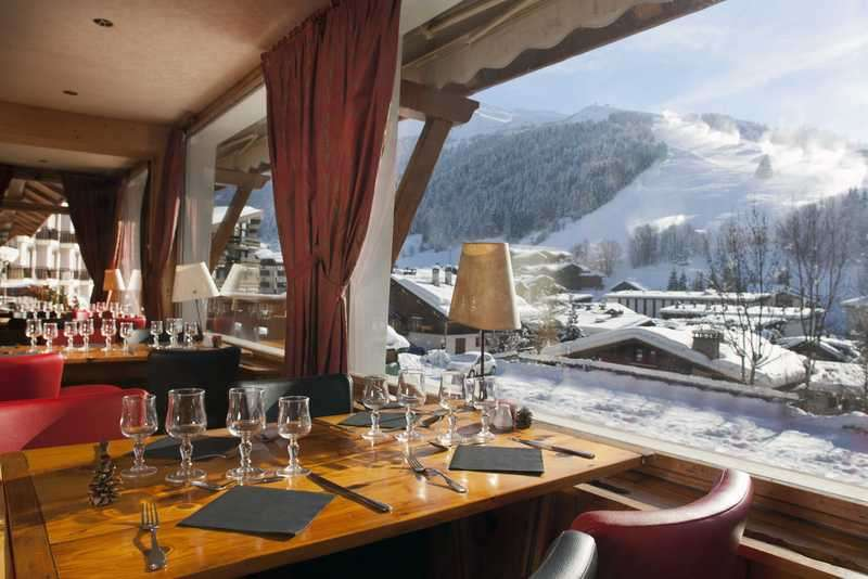 41 hotel beaulieu la clusaz restaurant hiver 993. Black Bedroom Furniture Sets. Home Design Ideas